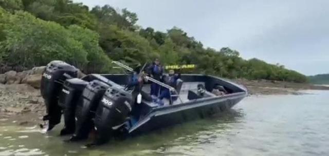 Speedboat Tak Bertuan di Pulau Abang Diselidiki Polisi (68105)