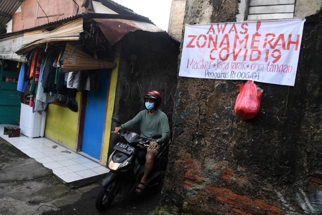 Jakarta Belum Aman! Masih 269 RT Masuk Zona Merah (528030)