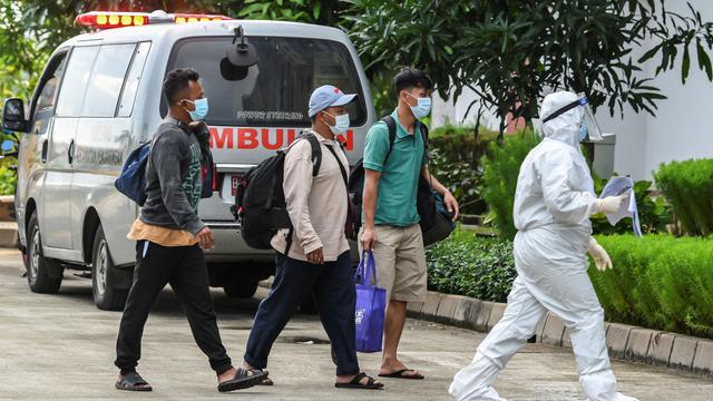 Episentrum Virus Corona Bergeser ke Luar Jawa Bali? Ini Data dan Analisisnya (48935)