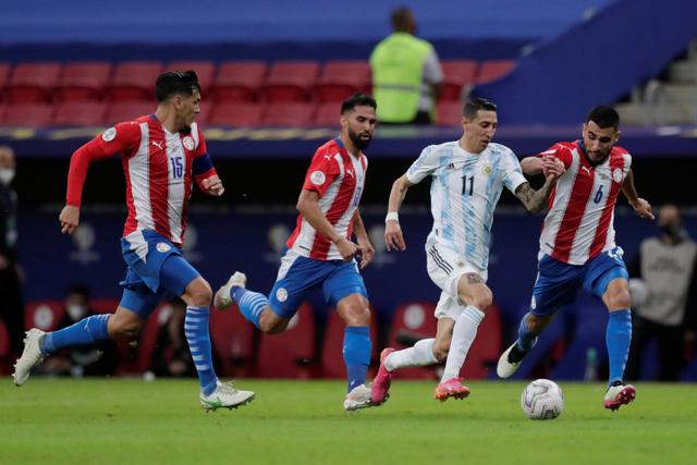 5 Pemain Argentina dengan Rating Tertinggi saat Tekuk Kolombia (2)