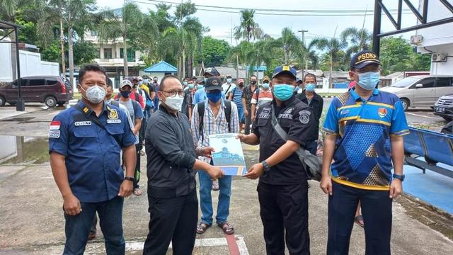 34 ABK Kapal Vietnam Pelaku Illegal Fishing Dideportasi (334232)
