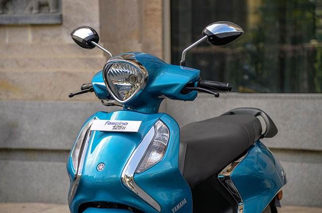 Yamaha Fascino Bermesin Hybrid Meluncur di India, Mau Masuk Indonesia? (170126)