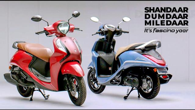 Yamaha Fascino Bermesin Hybrid Meluncur di India, Mau Masuk Indonesia? (170124)