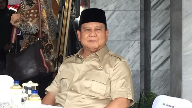 Cerita Prabowo soal Kucingnya yang Kencingi Tas Mahal Milik Tamu (69562)