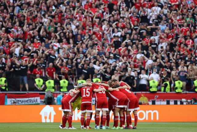 Head to Head Jerman vs Hongaria di Euro 2020 (386564)
