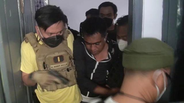 Tampang Pelaku Penembakan Pemuda di Mangga Besar saat Ditangkap Polisi (202724)