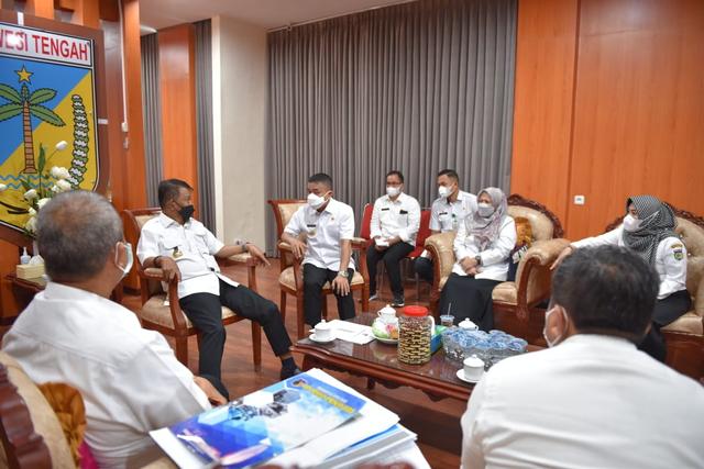 Percepatan Rehab-Rekon, Gubernur Sulteng Siap Bantu Pemkot Palu Rp 22 Miliar (492642)