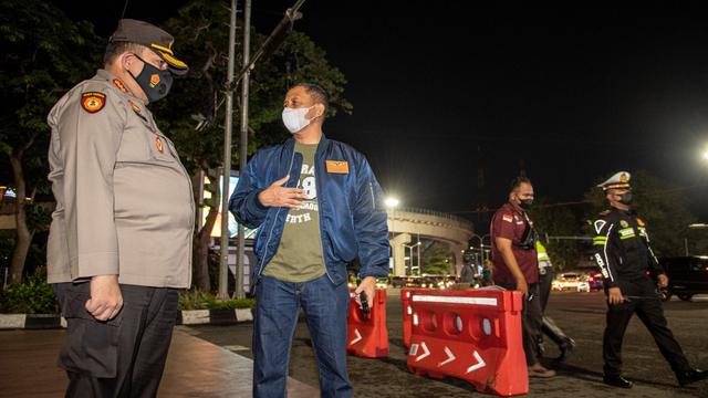 Foto: Pembatasan Mobilitas Warga di Palembang (574)