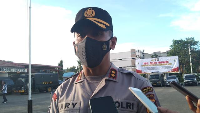 Polisi di Sorong yang Bakar Istrinya hingga Tewas Sempat Berbohong (1)