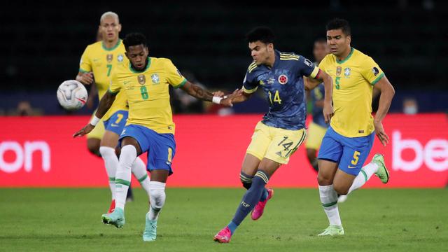 5 Bintang Brasil saat Pesta Gol ke Gawang Uruguay di Pra-Piala Dunia 2022 (161556)