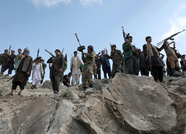 WNI Diminta Tinggalkan Afghanistan Usai Taliban Klaim Kuasai 85 Persen Negara (609971)