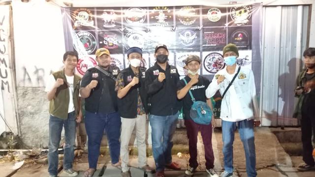 Charity for Palestine, Duck Capitale Motorcycle bersama ACT & MRI Jakarta Barat (24946)