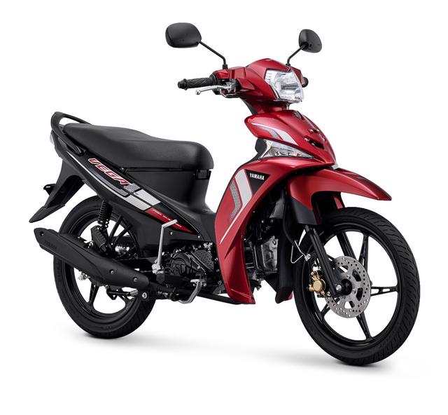 Motor Bebek Yamaha Vega Force Baru Meluncur, Harga Cuma Rp 16 Jutaan (643724)