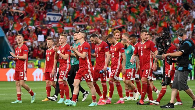 5 Tim Miskin Peluang di Fase Grup Euro 2020, Ada Inggris (127358)