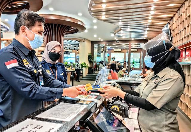 Mandiri Tawarkan Benefit Khusus Pemegang Kartu Kredit di Palembang (141316)