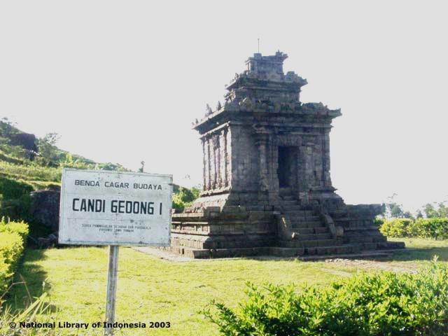 Candi Gedong Songo, Ini Sejarah, Nama, dan Fungsi dari 9 Bangunannya (841179)