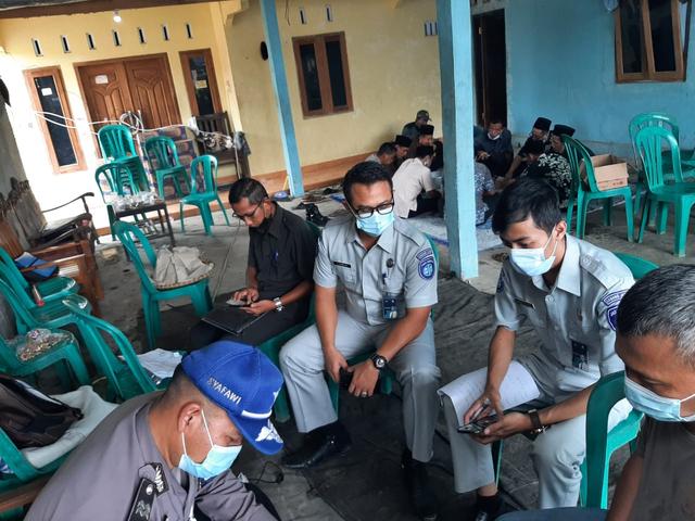 Jasa Raharja Jamin Santunan Bagi Korban Kecelakaan Beruntun di Banyumas (6005)
