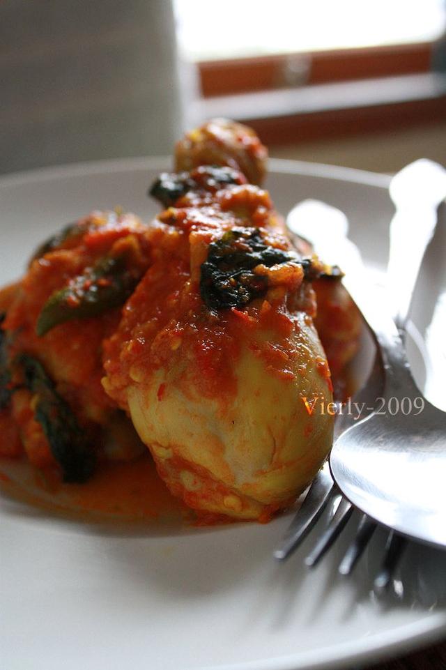 Resep Ayam Woku ala Chef Juna yang Gurih (2327)