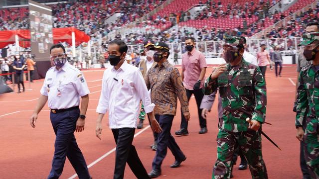 Luhut Optimistis Jakarta Herd Immunity September, Bisakah? (849976)