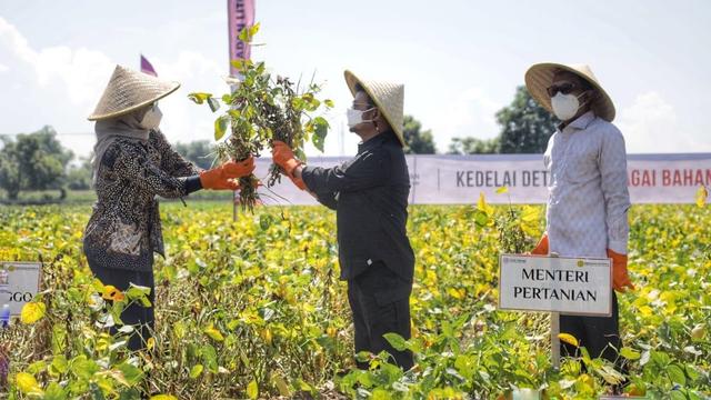 Dari Jawa Timur, Mentan SYL Tegaskan: Bertani Itu Hebat (922564)