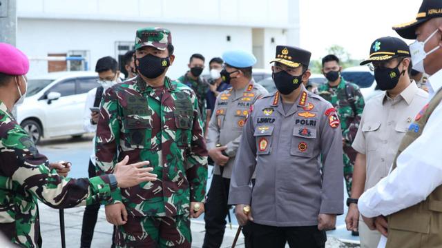 Mengintip Kekayaan KSAD, KSAU, KSAL, Kapolri & Panglima TNI, Siapa Paling Tajir? (51029)