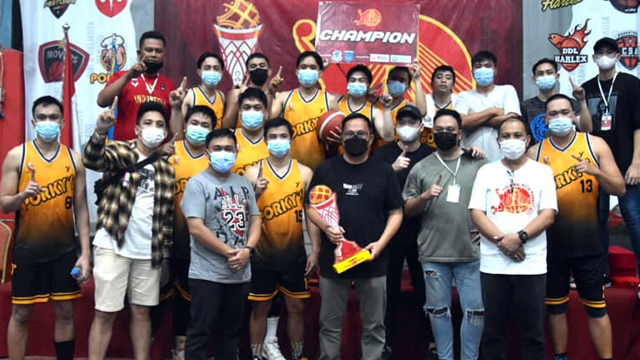Porkys Juara Kompetisi Basket Piala Wali Kota Manado 2021 Usai Kalahkan DDL (143291)