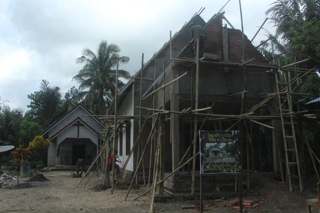 Dibantu Warga, Sejumlah Infrastruktur yang Dikerjakan Anggota TNI Hampir Rampung (157073)