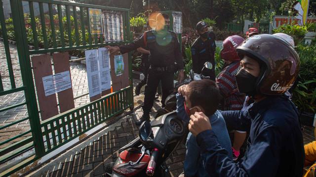 Daftar Lengkap Daerah di Jawa dan Bali yang Terapkan PPKM Darurat (141822)