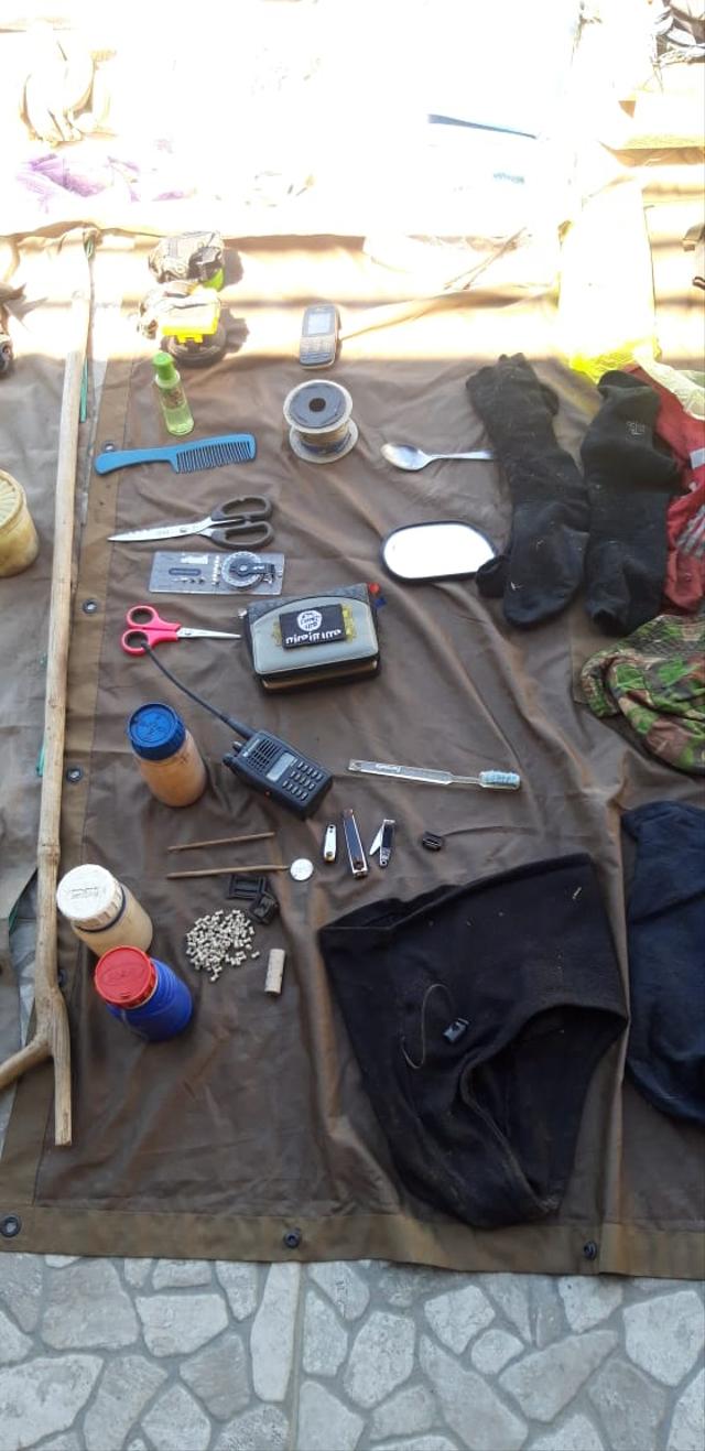 Lencana ISIS Ditemukan di Markas MIT Poso (115903)