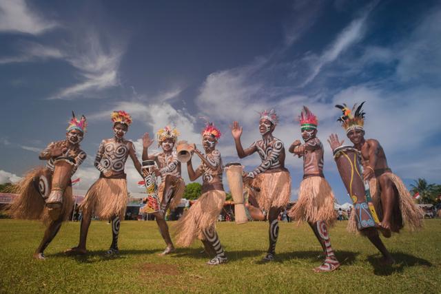5 Alat Musik Tradisional Indonesia yang Terkenal hingga ke Mancanegara (2450)