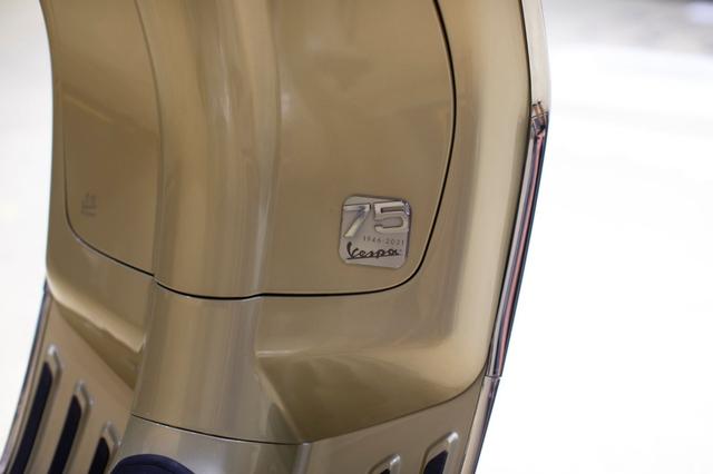 Vespa Primavera dan GTS 300 75 Th Anniversary Rilis di Indonesia, Unit Terbatas! (207969)