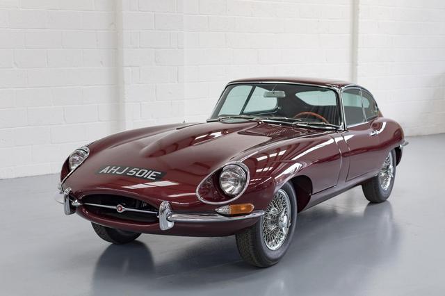 Mobil Ikonik Jaguar Dikonversi Jadi Listrik (280895)