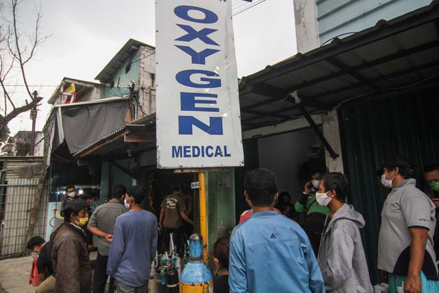 Kemendag Gandeng Polri Berantas Penimbunan Alat Kesehatan dan Oksigen (263842)