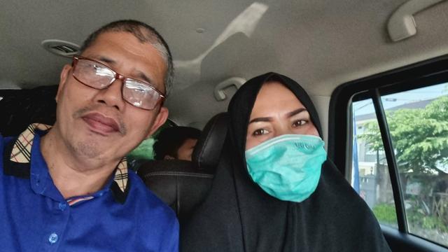 Jalur Darat Jawa-Riau Jadi Saksi Kepulangan Ervina ke Khairuddin (284057)