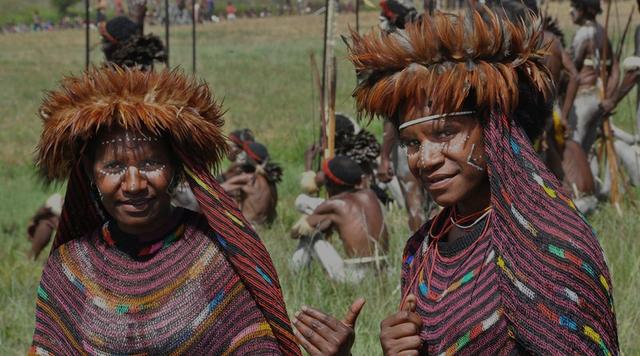 Tarian Daerah Papua, Mengenal Kesenian Tumbu Tanah Masyarakat Arfak (24279)