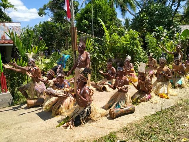 Tarian Daerah Papua, Mengenal Kesenian Tumbu Tanah Masyarakat Arfak (24280)