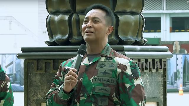 Pertama Kali Lapor LHKPN, KSAD Jenderal TNI Andika Perkasa Punya Harta Rp 179 M (20226)