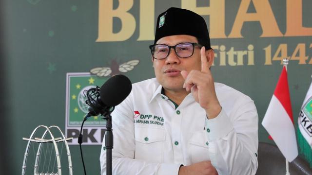 Cak Imin Dorong Bangunan Pemerintah yang Tak Dipakai Dijadikan RS Darurat (54147)