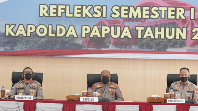 Kekerasan di Papua Meningkat 22,22 Persen  (1241667)