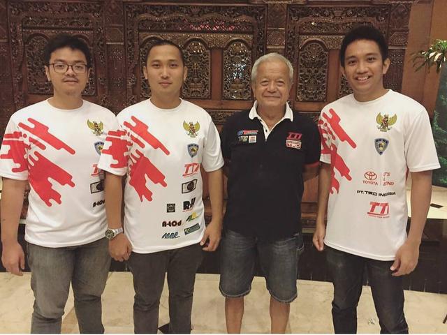 Selamat Jalan Memet Djumhana, Tokoh Penting Motorsport Indonesia dan Pendiri TTI (261536)