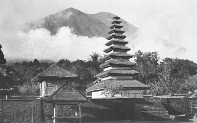 Hubungan Gunung Api Agung dan Pura Besakih dari Waktu ke Waktu (139032)