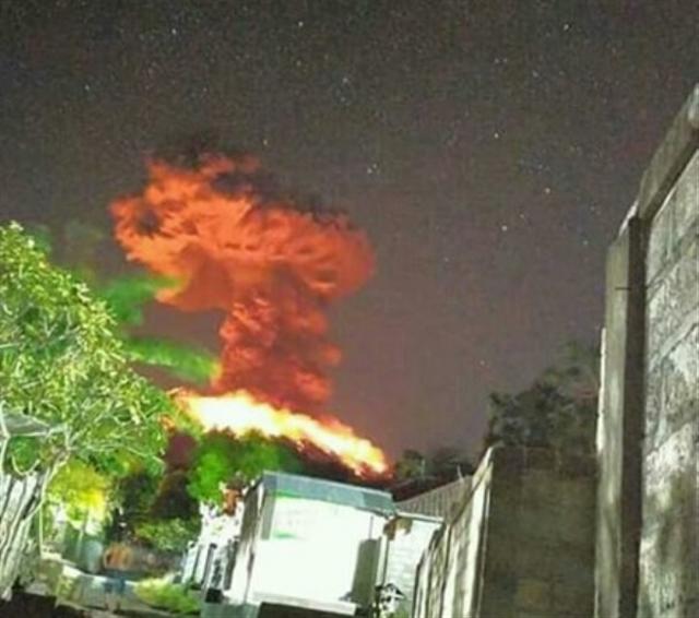 Hubungan Gunung Api Agung dan Pura Besakih dari Waktu ke Waktu (139039)