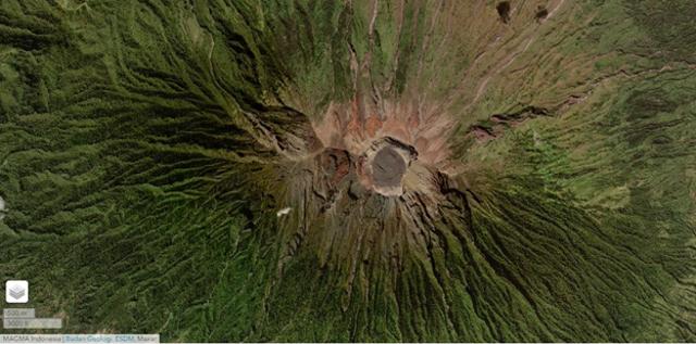 Hubungan Gunung Api Agung dan Pura Besakih dari Waktu ke Waktu (139040)