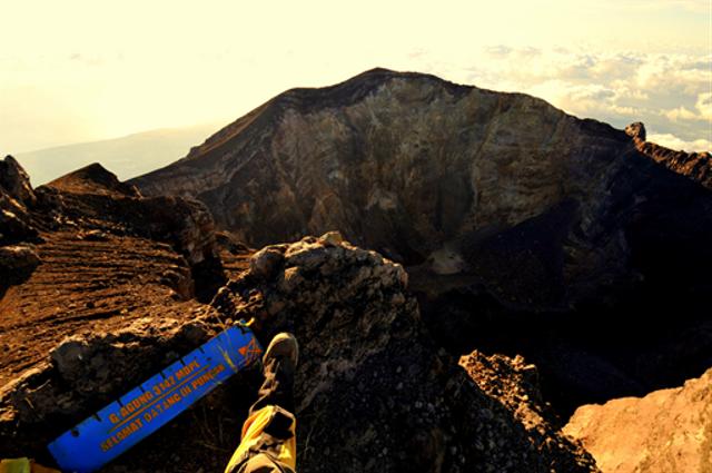 Hubungan Gunung Api Agung dan Pura Besakih dari Waktu ke Waktu (139044)