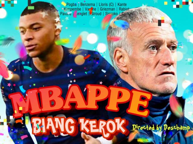 Gua Kata Juga Mbappe! Biang Kerok Prancis di Euro 2020 (137)