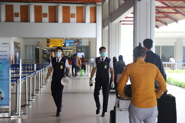 PPKM Darurat di Bali: Wisdom Turun 70%, Okupansi Hotel Nyungsep Jadi 5% (258263)