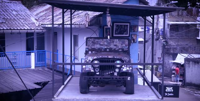 Cerita Horor di Balik Jeep CJ-6 Milik Slank (57730)