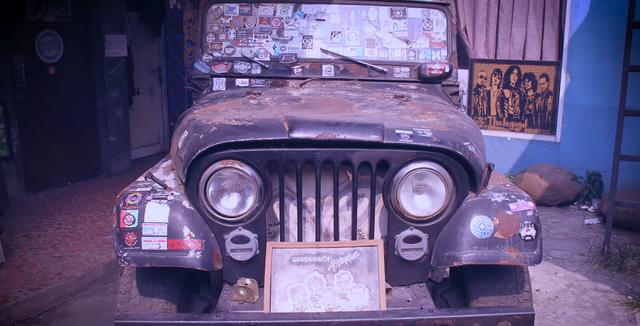 Cerita Horor di Balik Jeep CJ-6 Milik Slank (57731)