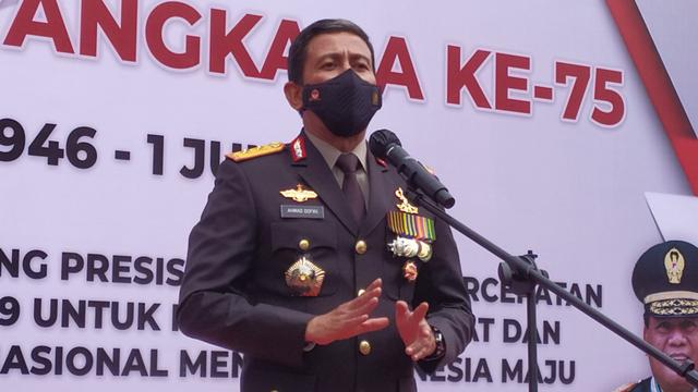 Kapolda Jabar Imbau Warga Tak Gowes Dulu Selama PPKM Darurat (37465)
