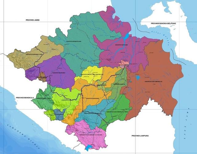 Pemprov Sumsel Dorong Kabupaten Gelumbang Jadi Daerah Otonomi Baru (149206)
